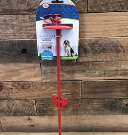 FOUR PAWS ROAM-ABOUT TIE-OUT STAKE