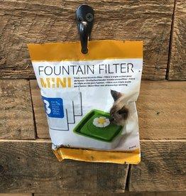 Hagen Catit 2.0 Mini Fountain R/ment Filter 3pk