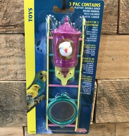 Living World Living World Value Pack 3 Bird Toy Assortment