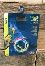 Living World Living World Bird Athletic Rings w/Bells
