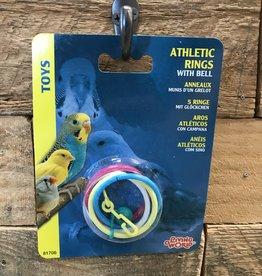 Living World Living World Bird Athletic Rings w/Bells