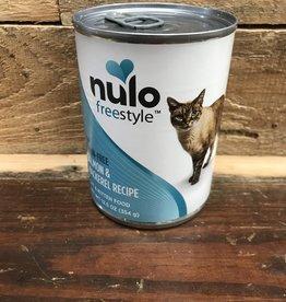 Nulo Nulo FreeStyle 12.5oz Grain Free Cat Salmon & Mackerel can