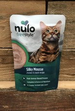 Nulo Nulo FreeStyle 2.8oz Cat Silky Mousse Chicken & Duck Recipe