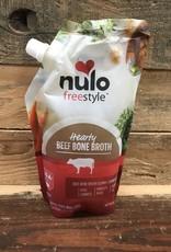 Nulo Nulo FreeStyle 20oz Grain Free Beef Broth