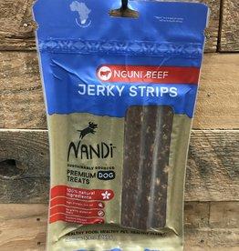 Nandi Nandi Beef Jerky Strips 5.3 oz.