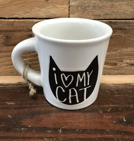 Ore Pet Ore' Pet Cuppa This Mug - I Love My Cat