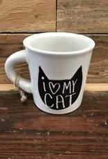 Ore Pet Ore' Pet Cuppa This Mug - I Love My Cat