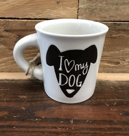 Ore Pet Ore' Pet Cuppa This Mug - I Love My Dog