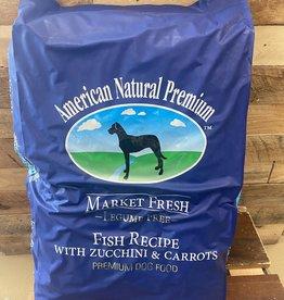 American Natural Premium American Natural Premium Fish Recipe with Zucchini & Carrots 30#