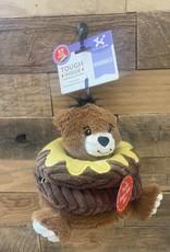 Charming Pet Charming Pet Ringamals Honey Bear Medium
