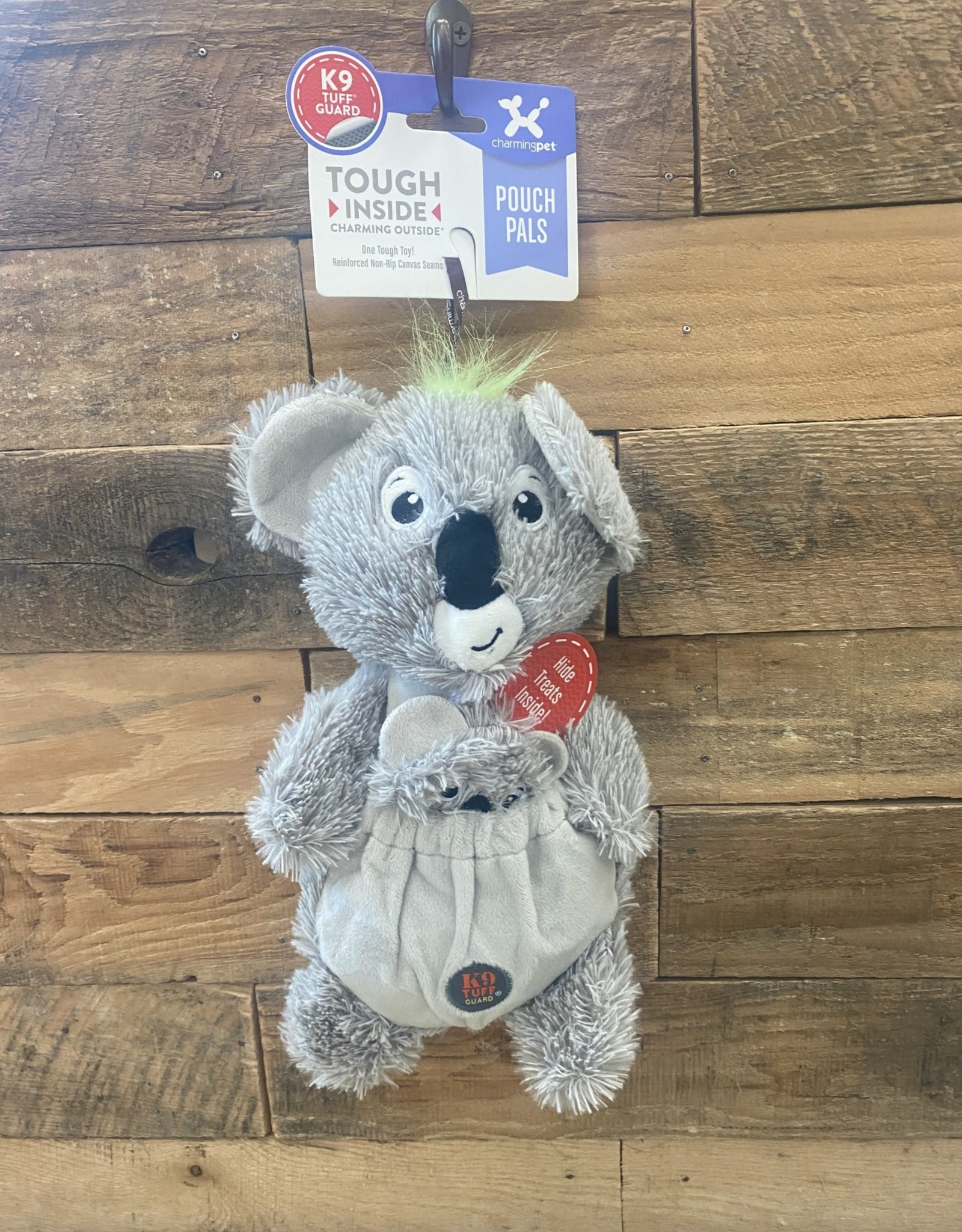 Charming Pet Charming Pet Pouch Pals Koala Medium
