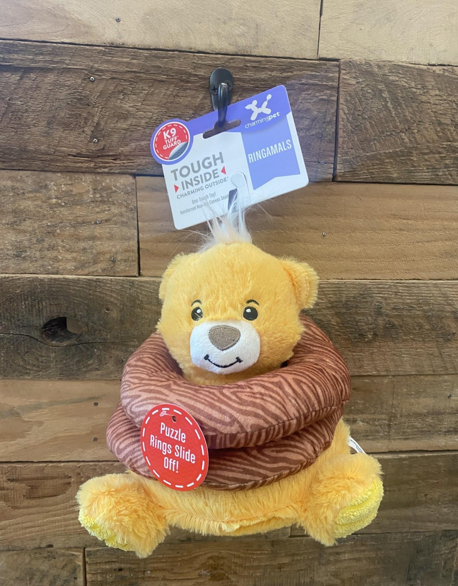 Charming Pet Charming Pet Ringamals Bear Medium