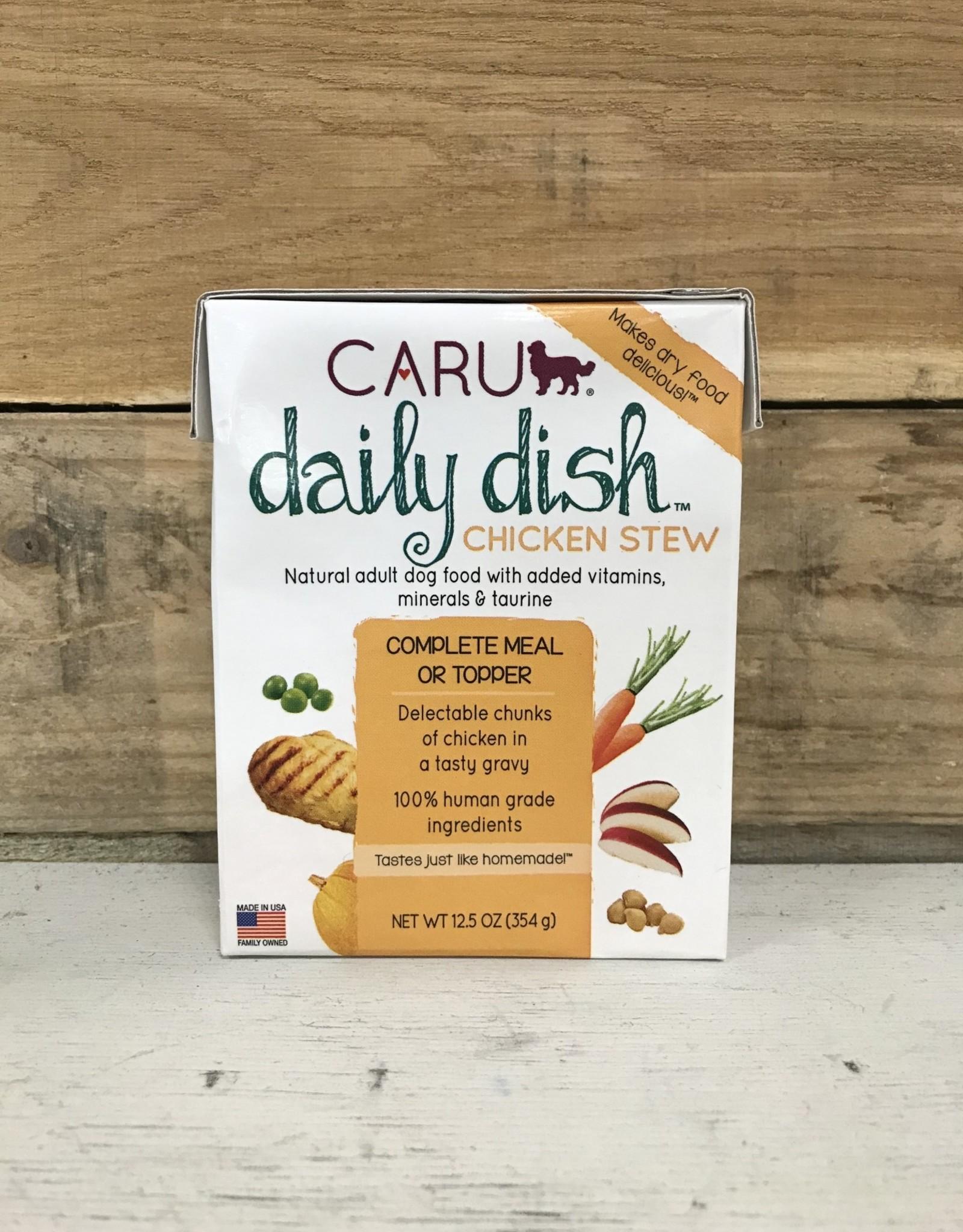 Caru Pet Food CARU Daily Dish Chicken Stew 12.5oz