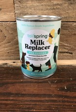 Tailspring Milk Replacer For puppies 12oz can