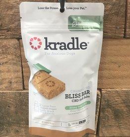 Kradle Kradle Bliss Bar Soft Chew 2ct. - Peanut Butter