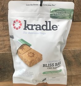 Kradle Kradle Bliss Bar Soft Chew 6ct. - Peanut Butter