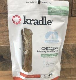 Kradle Kradle Chillers Hard Chew 6ct. - Bacon