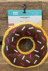 Zippy Paws Donut Chocolate XL