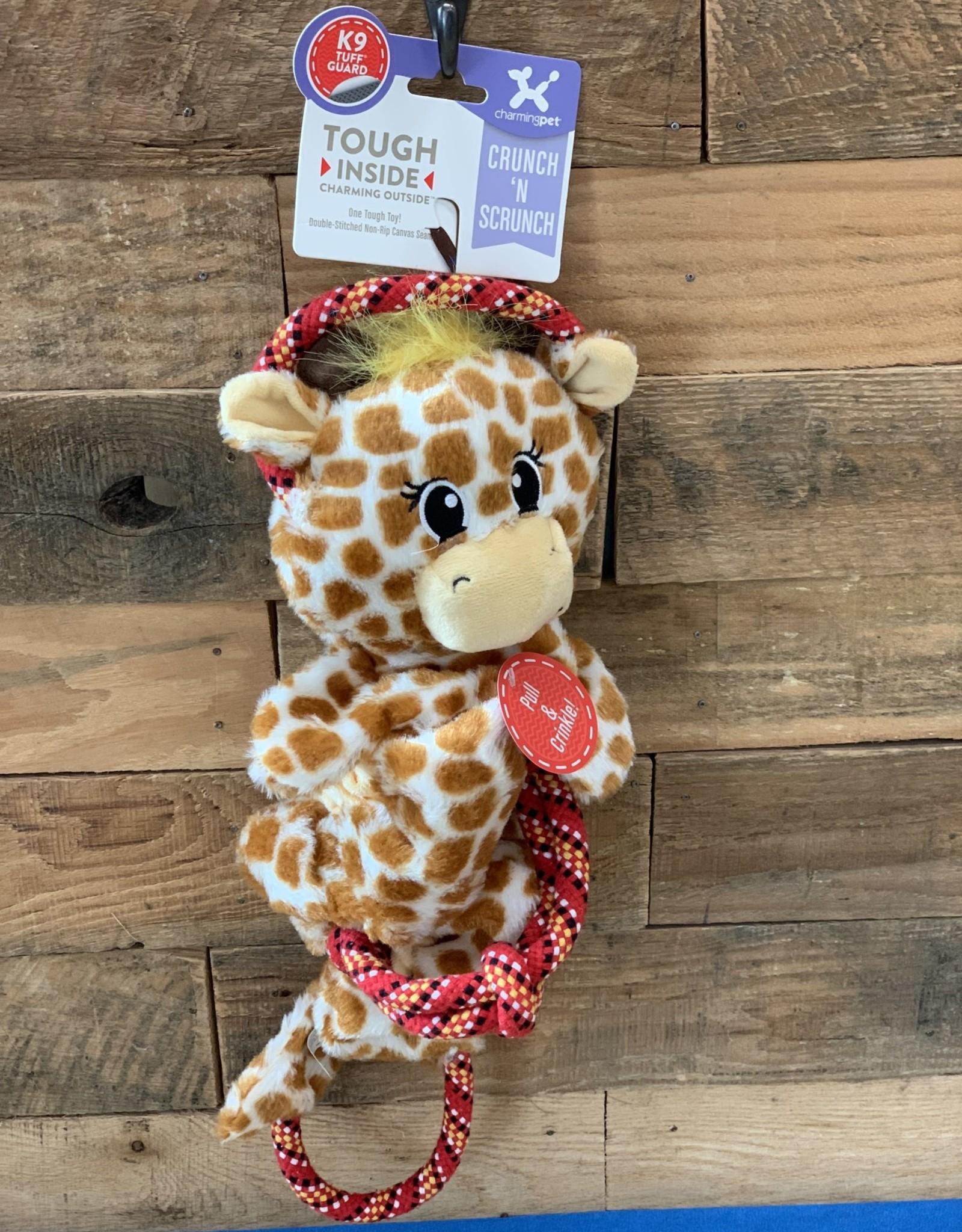 Charming Pet Charming Pet Crunch n Scrunch Giraffe