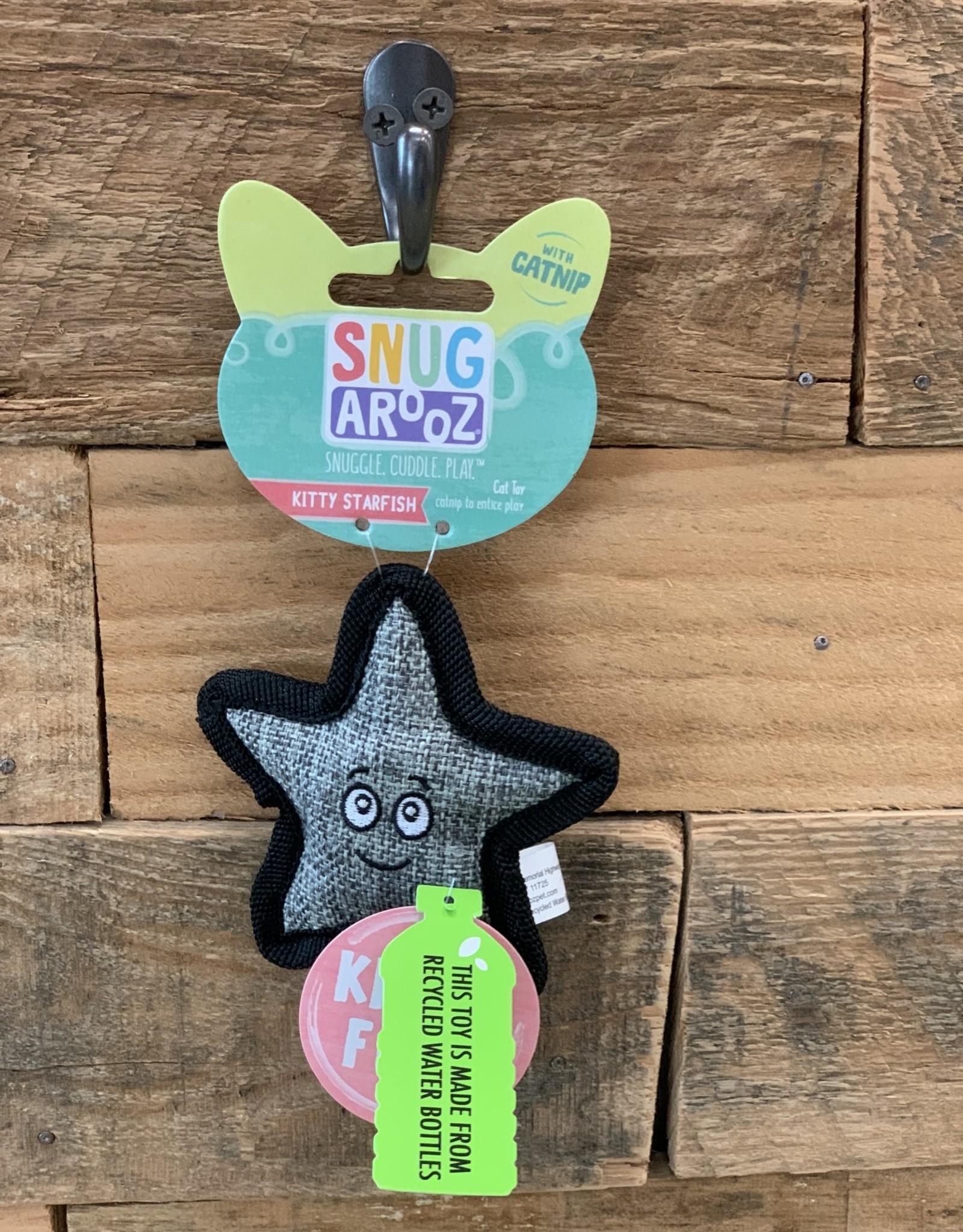 Snugarooz Kitty Starfish w/Catnip