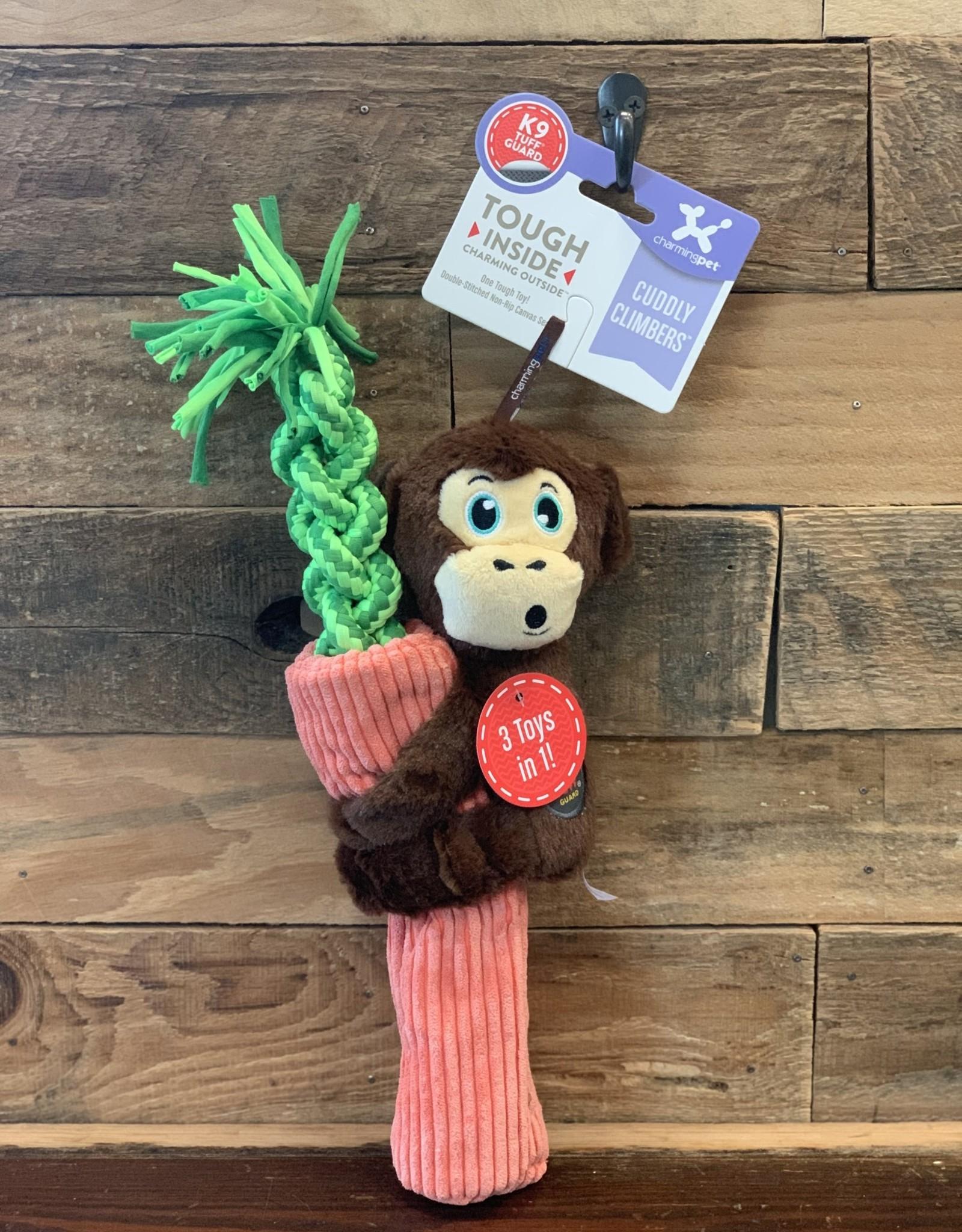 Charming Pet Charming Pet Cuddly Climbers Monkey
