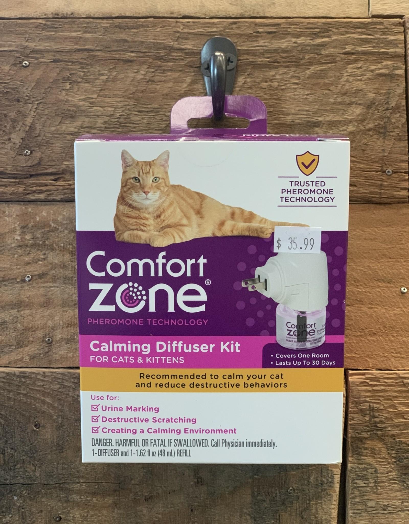COMFORT ZONE Comfort Zone Cat Calming Diffuser Kit 1 pk.