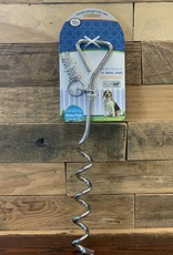 Four Paws Walk-About Tie-Out Spiral
