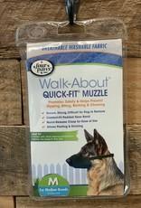 Four Paws Quick Fit Muzzle Size Medium