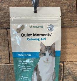 Naturvet Quiet Moments Cat - Calming Chew/Melatonin