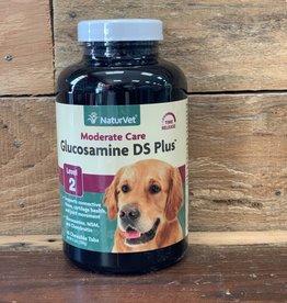 Naturvet Glucosamine w/MSM 60 tablets