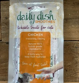 Caru Daily Dish Chicken - Smoothie Treat cat