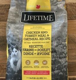 Victor Pet food LifeTime Chicken, Turkey, & Oatmeal Cat 14.3#