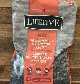 Victor Pet food Lifetime Salmon & Oatmeal 14.3# cat