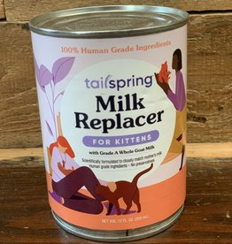 Tailspring Milk Replacer For kitties 12oz can