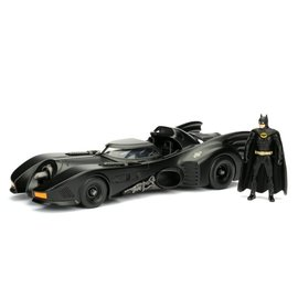 JADA TOYS JAD 98260 BATMOBILE 1989 1/24 SCALE