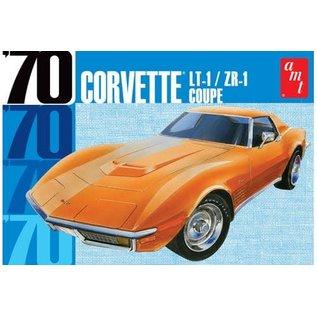AMT AMT 1097 1970 CORVETTE MODEL KIT