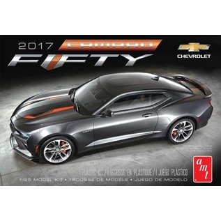 AMT AMT 1035 CAMARO 2017 MODEL KIT 50TH ANNIVERSARY