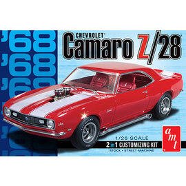 AMT AMT 868/12 1/25 '68 Camaro Z/28 model kit