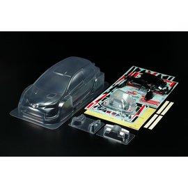 TAMIYA TAM 51608 Toyota Gazoo Racing WRT/Yaris WRC Body Parts Set