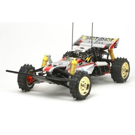 TAMIYA TAM 58517 SUPER HOTSHOT 1/10 KIT