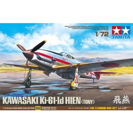 TAMIYA TAM 60789 KAWASAKI KI61 1/72 MODEL KIT