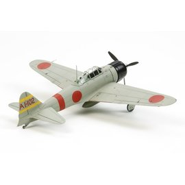 TAMIYA TAM 60780 ZERO FIGHTER 1/72 MODEL KIT