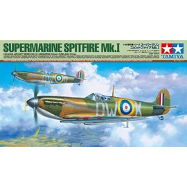 TAMIYA TAM 61119 SUPERMARINE SPITFIRE MK.I MODEL KIT