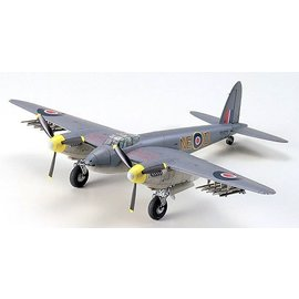 TAMIYA TAM 60747 DE HAVILLAND MOSQUITO 1/72 MODEL KIT
