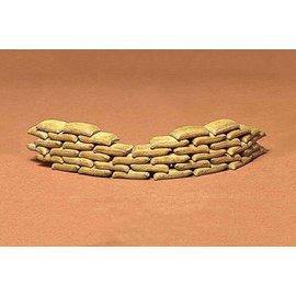 TAMIYA TAM 35025 SAND BAGS 1/35 MODEL KIT