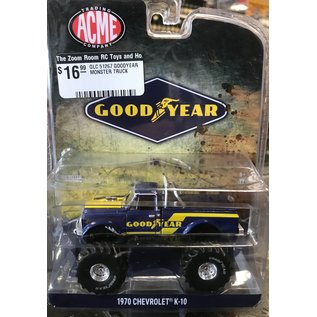 GREENLIGHT COLLECTABLES GLC 51267 GOODYEAR MONSTER TRUCK 1/64 diecast
