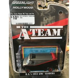 GREENLIGHT COLLECTABLES GLC 44790B A TEAM VAN 1/64