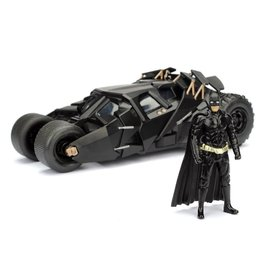 JADA TOYS JAD 98261 BATMOBILE TUMBLER DARK KNIGHT 1/24 SCALE