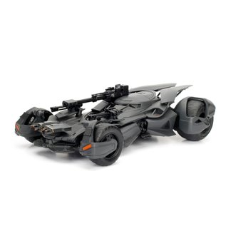 JADA TOYS JAD 99232 JUSTICE LEAGUE BATMOBILE & BATMAN DIECAST