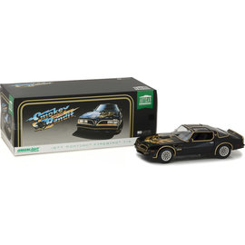 GREENLIGHT COLLECTABLES GRE 19025 1977 PONTIAC FIREBIRD T/A SMOKEY AND THE BANDIT